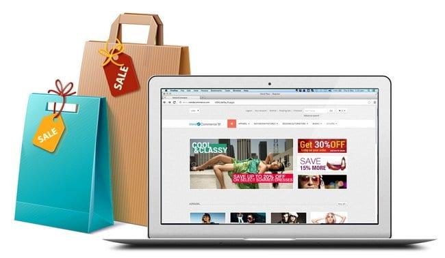 Crear tienda web para vender en internet productos y servicios Crear website