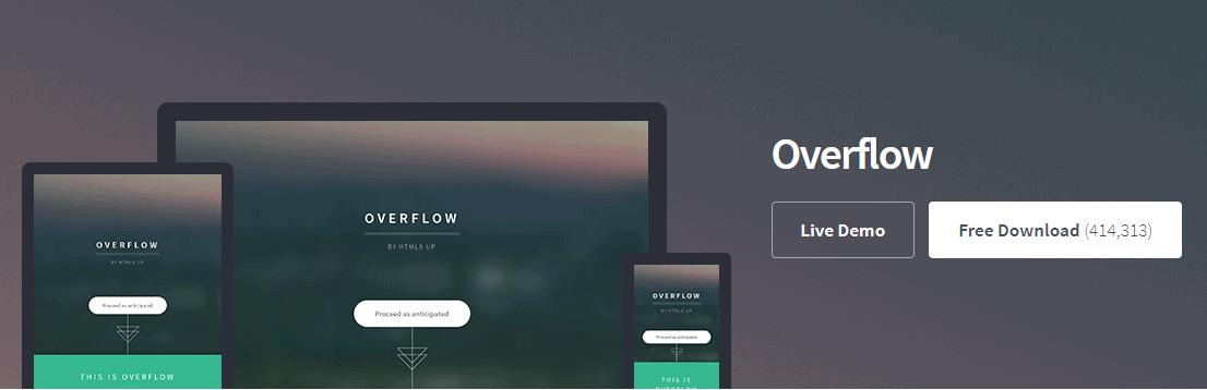 Paso 2 Seleccionar una plantilla y descargarla - como crear una pagina web en html