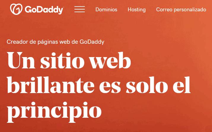 Crear una Página Web con GoDaddy